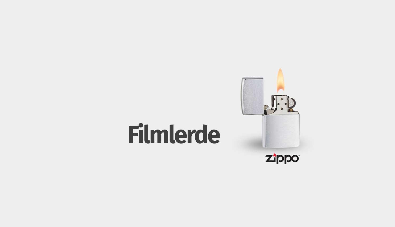 Filmlerde Zippo