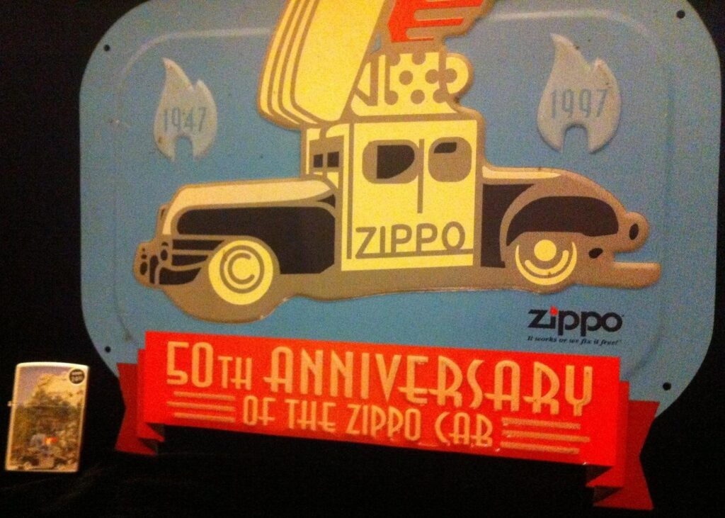 Hediyelik Zippo Arabası