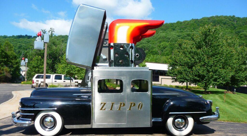 Yeni Zippo Arabası