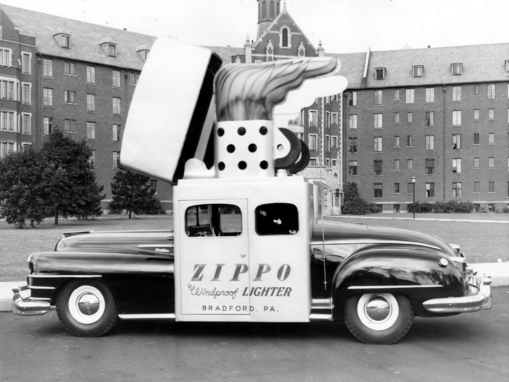 Zippo Arabası